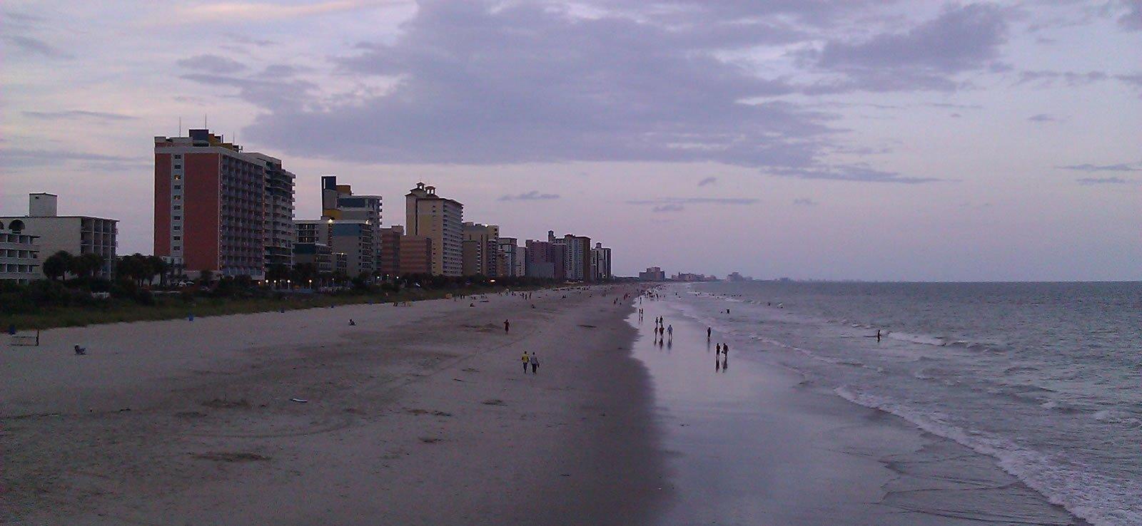 Myrtle Beach Ocean Front